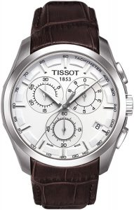 Tissot Couturier Swiss Quartz Best Watches for Men