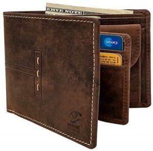 POLARE ORIGINAL Italian Genuine Leather Wallet