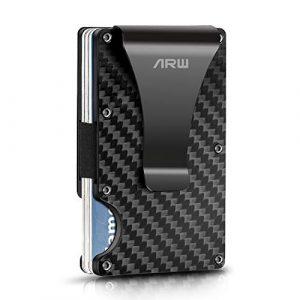 Shevrov Aluminum Credit Card Wallet