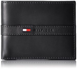 Tommy Hilfiger Thin Sleek Casual Best Wallets for Men