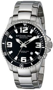 Stuhrling Original Swiss Quartz Sport Analog Dive