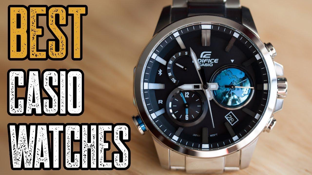 10 Best Casio Watches in 2020