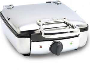 All-Clad 99010GT Stainless Steel Belgian