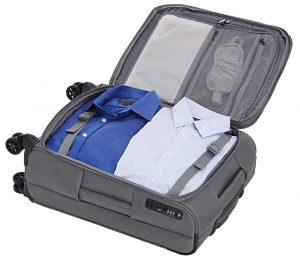 AmazonBasics Premium Spinner Luggage