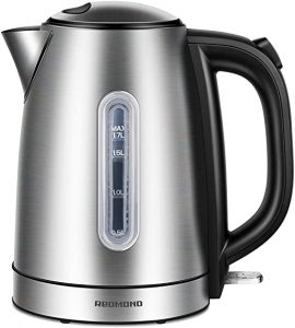 AmazonBasics Stainless 1.7L Electric Kettle