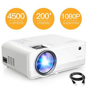 Artlii 2019 200″ HD Projector 222