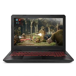 "Asus FX504 15.6"" Full HD IPS, Thin & Light TUF Gaming Laptop"