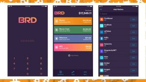BRD Wallet Best Crypto Wallet
