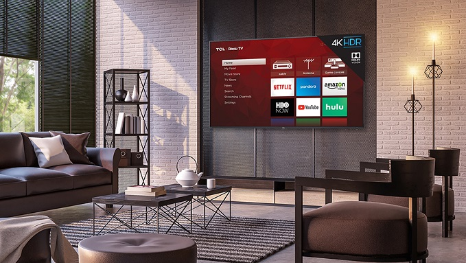 Best 4k TV under $1000