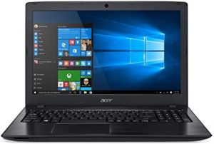 Best Overall Acer Aspire E 15 8th Gen Intel Core i5-8250U 15. FHD Laptop