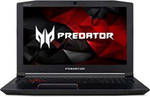 Best Performer Acer Predator Helios 300 15.6″ FHD Gaming Laptop PC
