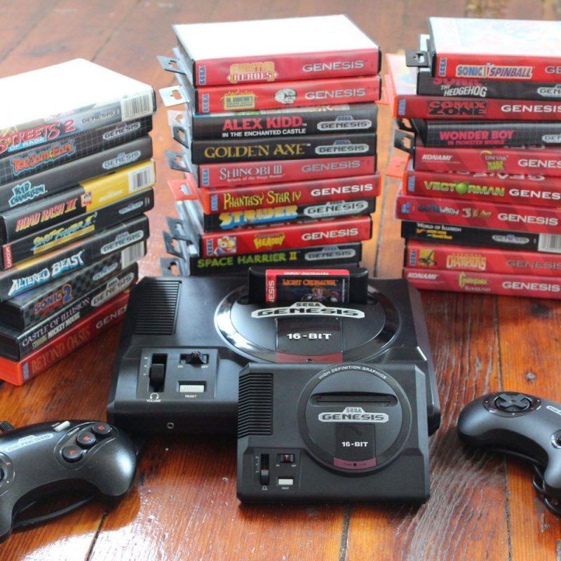 Best Sega emulators [ Genesis, CD, Mega Drive ]