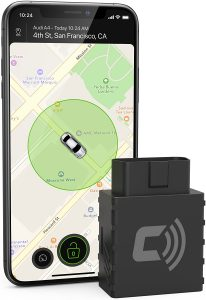 CarLock – 2nd Gen Advanced Real Time 3G Car Tracker & Alert System
