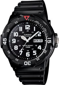 Casio MRW200H-1BV Analog Dive Watch