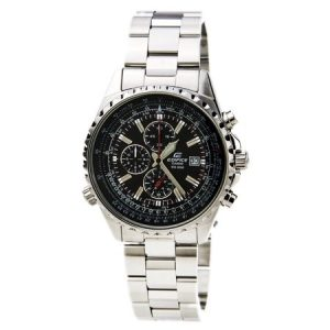 Men's Edifice EF527D-1AV Stainless Steel
