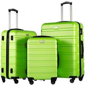Coolife Hardshell Lightweight Luggage