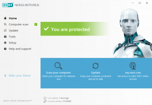 ESET NOD32 Antivirus Best Antivirus Protection