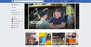 Facebook Watch Free Sports Streaming Sites