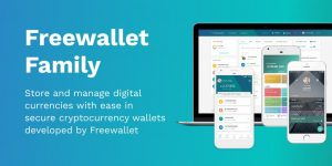 Freewallet Best Crypto Wallet