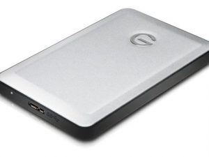 G-Technology 4TB G-Drive Mobile USB 3.0 Portable External Hard Drive