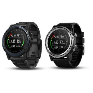 Garmin Descent Mk1 Scuba + Freedive Watch wGPS