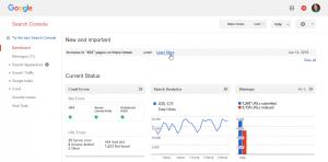 Google Search Console 7
