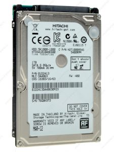 HGST Travelstar 7K1000 1TB Internal Hard Drive