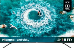 Hisense 65H8F 65-Inch UHD Android Smart LED