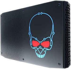 Intel Hades Canyon Content Creation NUC