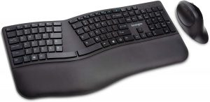 Kensington Pro Fit Ergonomic Wired Keyboard