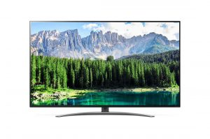LG 65SM8600PUA 4K Ultra HD Smart LED NanoCell TV