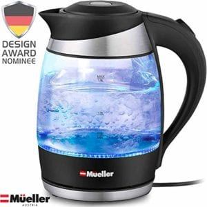 Mueller Premium 2019 1.5kW Electric Kettle