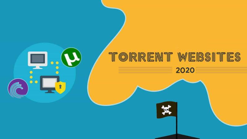 Non-Blocked Torrent Sites