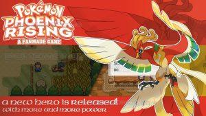 Pokémon Phoenix Rising Pokemon Fan Games