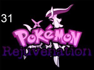 Pokémon Rejuvenation Pokemon Fan Games