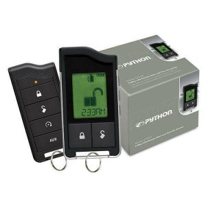 Python 5706P Responder LC3 SST 2-Way Security Remote Start System