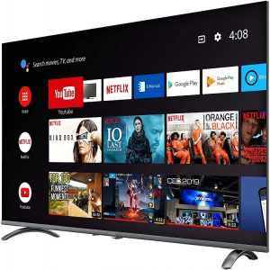 SKYWORTH Q20300 65-Inch  UHD LED HDR A53 Quad-CORE Android
