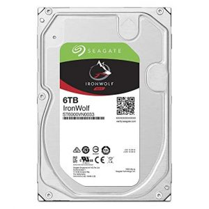 Seagate IronWolf 6TB NAS Internal Hard Drive HDD