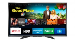 TOSHIBA 50LF711U20 50″ 4K UHD Smart LED TV