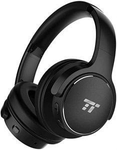 TaoTronics wireless bass headphones