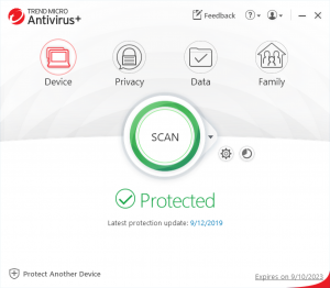 Trend Micro Antivirus+ Security Best Antivirus Protection