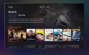 Tubi Free Online Movie Streaming Sites
