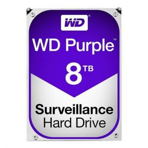 WD Purple 8TB Surveillance Internal Hard Drive photo
