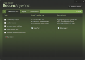 Webroot SecureAnywhere AntiVirus Best Antivirus Protection