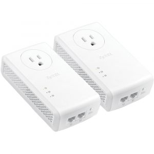 Zyxel AV2000 1800 Mbps Powerline Adapter