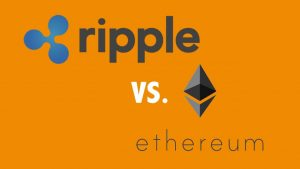 Difference Between Ripple vs. Ethereum