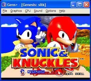 gens-plus Best Genesis Emulator