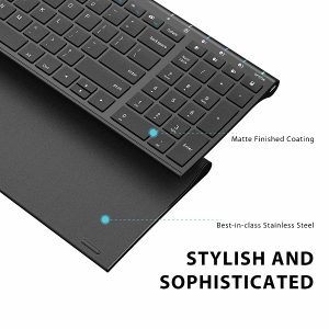 iClever Bluetooth Ergonomic Keyboard