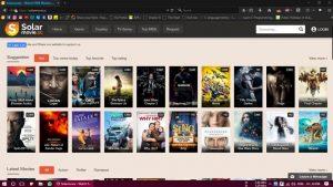 solarmovies.co Free Online Movie Streaming Sites