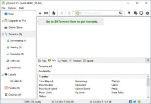 torrent download client